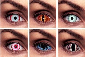 halloween-lenses