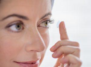 disposable-contact-lens